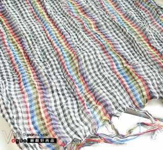 2011 Fashionable woman man scarf shawls warm:wholesale
