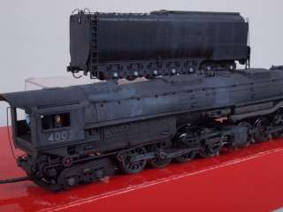 Weathered Rivarossi 1585 HO 4 8 8 4 Big Boy Union Pacific UP #4002