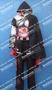 Assassins Creed 2 Ezio Black Version Cosplay Size L