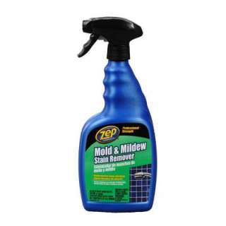 ZEP 32 oz. Mold and Mildew Stain Remover ZUMILDEW32