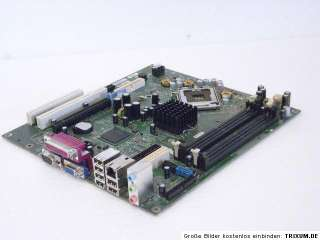 DELL OPTIPLEX GX620 BOARD FOXCONN LS 36 // CN 0F8096 13740 588 01HD