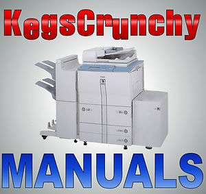 Canon iR C3200 iRC3200 series Repair Service Manual PDF FREE WORLDWIDE