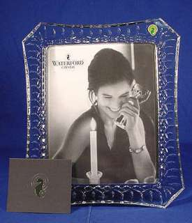 Waterford Crystal 8 X 10 Picture/Photo Frame LISMORE