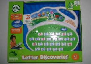 Discoveries Educational Electronic Preschool Toy Ages 2+ NEW