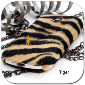 Tiger VELVET Hard Skin Case Cover LG Optimus One 1 P500