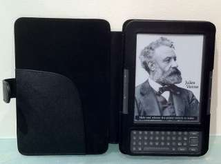 KINDLE 3 Genuine Leather Case Cover 3G Wifi