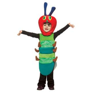 Very Hungry Caterpillar Child Halloween Costume
