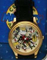 Disney Mickey Mouse with Jump & Running Mickeys Watch