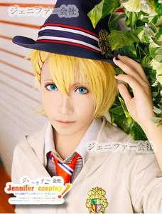 Uta no Prince sama Syo Kurusu Cosplay Wig Costume 27Cm