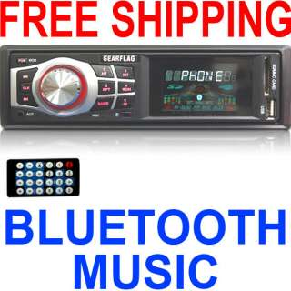 USB MP3 Car Stereo Player AM FM Non CD Bluetooth Music Playback CP102