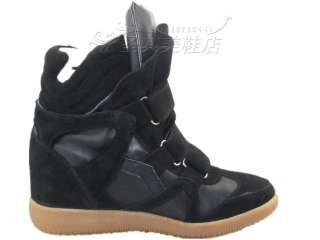 color ISABEL MARANT Wedge Sneaker casual shoes boots