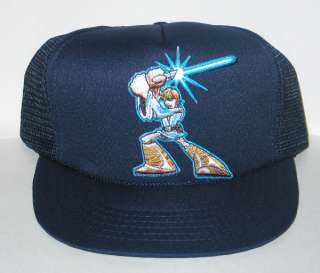 Star Wars Luke Skywalker w/ Light Saber Baseball Hat