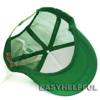 New Super Mario Bros Hat Baseball Cap L Green for Kids & boy Christmas