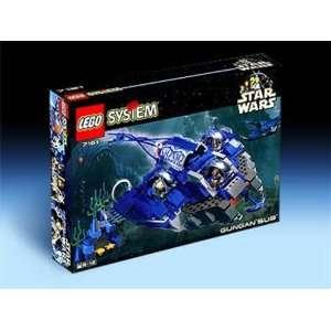LEGO 7161 Star Wars Gungan Sub Episode 1  Spielzeug