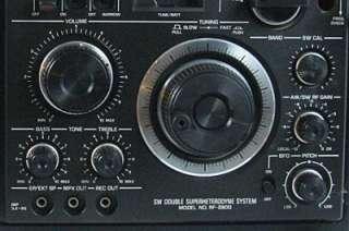 Vintage Panasonic RF 2900 5 Band Shortwave Portable Radio Receiver
