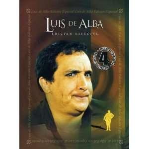 com Luis de Alba Special Edition, 4 Pack Luis De Alba Movies & TV