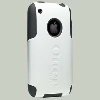 OTTERBOX COMMUTER HARD CASE APPLE IPHONE 3G 3GS ~ WHITE BRAND NEW