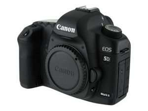 Canon EOS 5D Mark II 21.1 MP Digital SLR Camera   Black Body Only