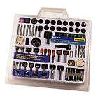 138 Pc Rotary Accessory Multi Tool Kit for Dremel NEW