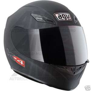 CASCO MOTO INTEGRALE AGV K 4 BLACK MATT
