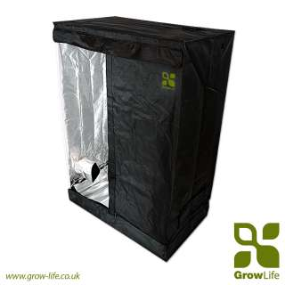 GROWLIFE HYDROPONICS GROW TENT BUD ROOM BOX