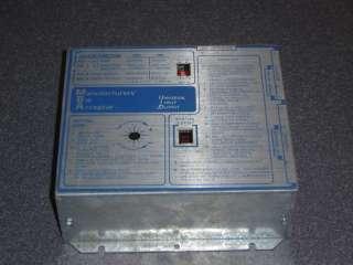 Dixie Narco Bill Acceptor Control Box Model# 88X4001 26  