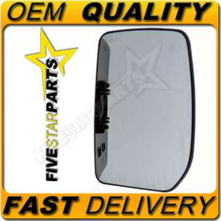 Ford Transit 2000+ PANEL VAN left door mirror glass passenger side NS