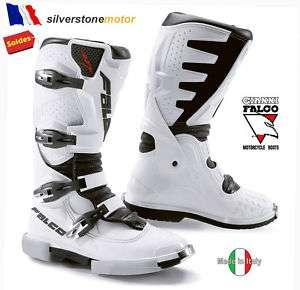 PROMO FALCO bottes moto cross enduro  T 46   NEUF