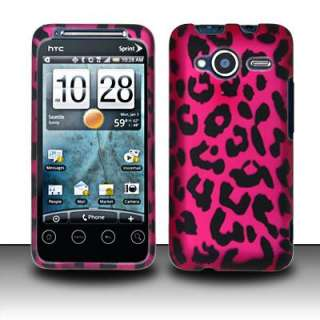 HTC Evo Shift 4G Blue Zebra Hard Case Phone Cover