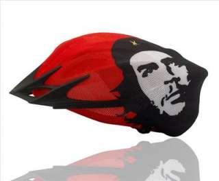 Tortugaz ™ Bicycle Adult Helmet Cover Che Guevara Style