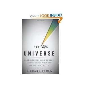 Universe Publisher: Houghton Mifflin Harcourt: Richard Panek: Books