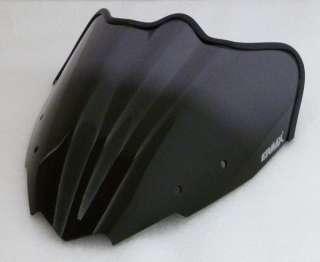 ERMAX saute vent bulle HP Z750 Z 750 R 11 12 2011 2012 noir clair 27cm