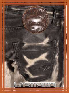 Nuovo Jeans Pantaloni Uomo Man TOM REBL TU0131_6503B7R.910 F/W 2011/12
