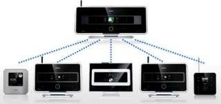 Philips Streamium WAS7500 Wireless Music Station USB