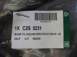 OEM Jaguar S Type X350 3.0 V6 engine drive belt C2S5231