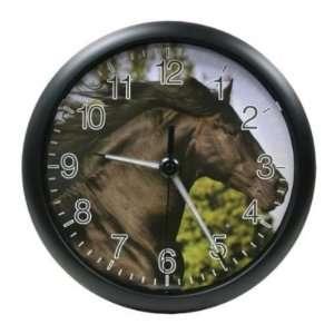 La Crosse Technology 403 310C Lighted Hands Clock Horse