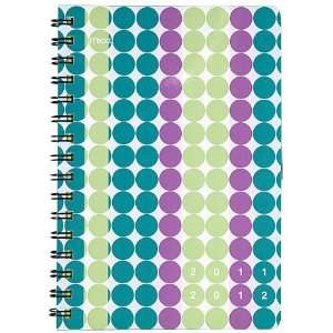Mead Project Planning High School Planner, 8.375 Inch x 5