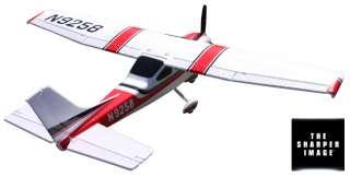Sharper Image Cessna 182 Pro Series Radio Control Airplane RTF