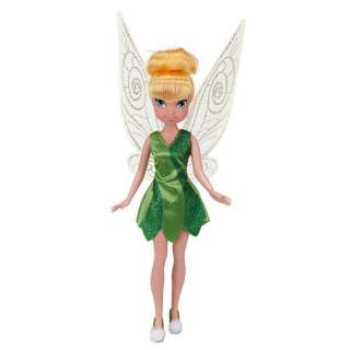 Disney Fairies Pixie Hollow Games Doll   Tink   Jakks Pacific 1001196