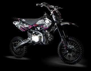 STOMP PIT BIKEs Z140 Super Stomp 120 Juicebox 3 FXJ2