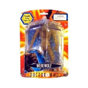 Who Underground Toys Series 2 Action Figure Werewolf: Toys & Games