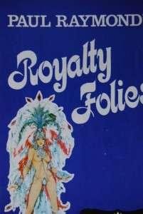 Paul Raymond Variety Follies Luxor Gali Gali di Jons Clark Brothers