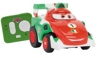 DISNEY PIXAR CARS 2 TURBO MINI SPEEDERS RADIO CONTROL