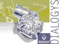 RENAULT ESPACE WORKSHOP SERVICE REPAIR MANUAL, EPC