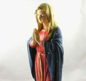 THE VIRGIN MARY Madonna STATUE Religious FIGURINE NEW