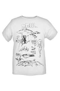 Paul Alien Sketch T Shirt   179280