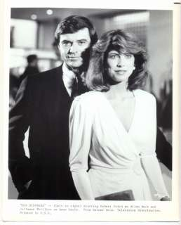 ROBERT URICH, JULIANNE PHILLIPS television photo 1984