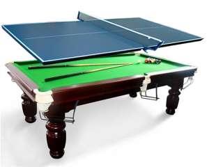 Pool table ping pong table combo - Table billard ping pong ...