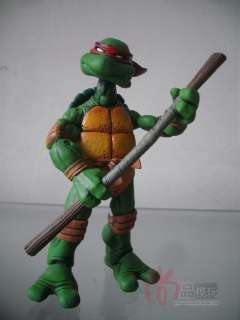 TMNT TEENAGE MUTANT NINJA TURTLES Donatello figure NECA #4