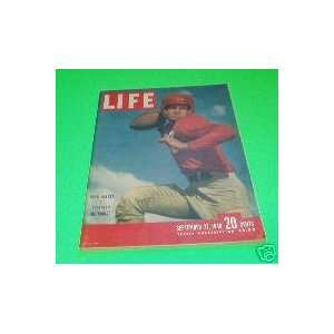 Life Magazine September 27, 1948 Henry R. Luce Books